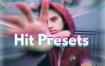 Pr特效预设Hit Presets V2抖音VLOG RGB抖动分离震动效果素材模板