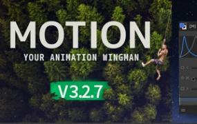 AE脚本-MG运动图形高级脚本 Motion v3.27 Win/Mac破解版加使用教程