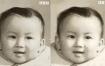 PS去网纹插件怀旧照片修复人像老照片去网格滤镜 支持CC2020