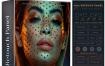 [PS插件]MUA Retouch Panel中文汉化版 专业人像修图美妆美白磨皮滤镜