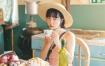网红摄影师李小蕾日系清新人像LR预设22款 lightroom调色滤镜
