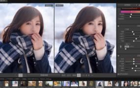 PS插件 一键智能美白磨皮人像修饰神器SkinFiner 3.0中文汉化版/win系统